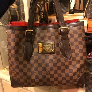 Louis Vuitton Hampstead damier bag 💯 auth